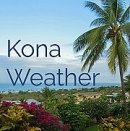 Weather in Kona