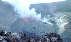 New eruption in Kilauea caldera