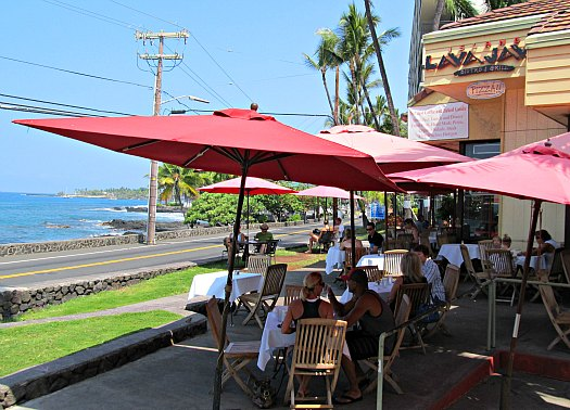 Lava Java Big Island Hawaii