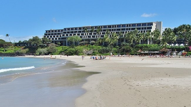 Mauna Kea Beach Hotel is one of the more popular Big Island Hawaii hotels
