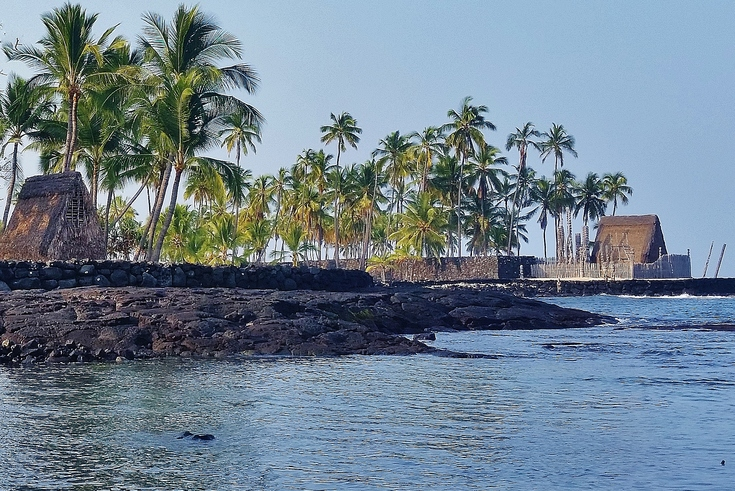 Tranquil Pu'uhonua o Honaunau