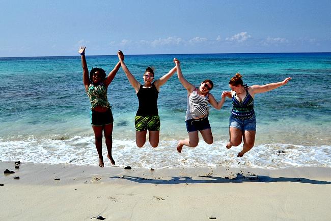 Hawaii Student Travel on the Big Island