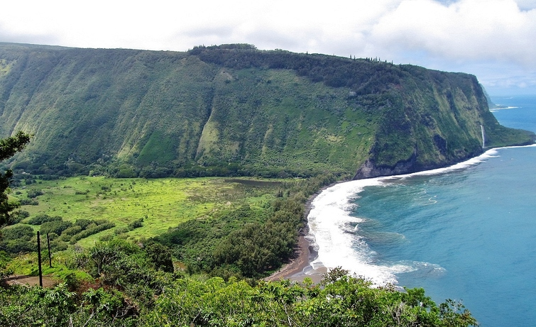 Waipi'o Vallley