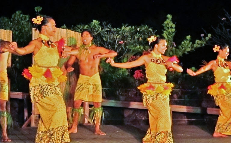 Big Island Luau