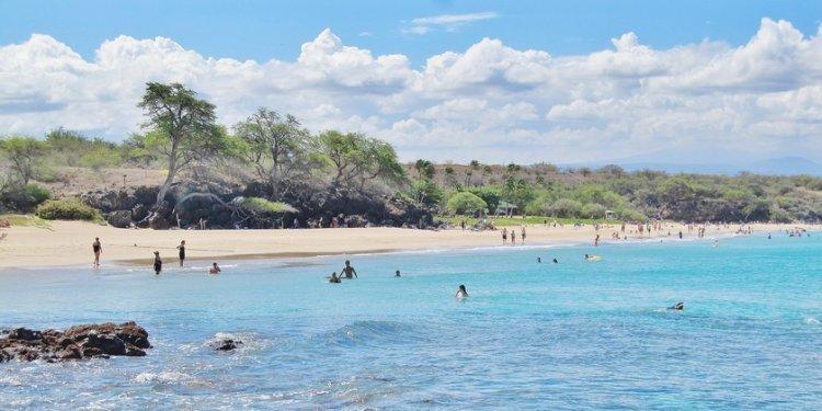 Hapuna Beach State Recreation Area