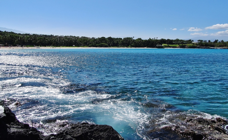 Mauna Kea Beach.