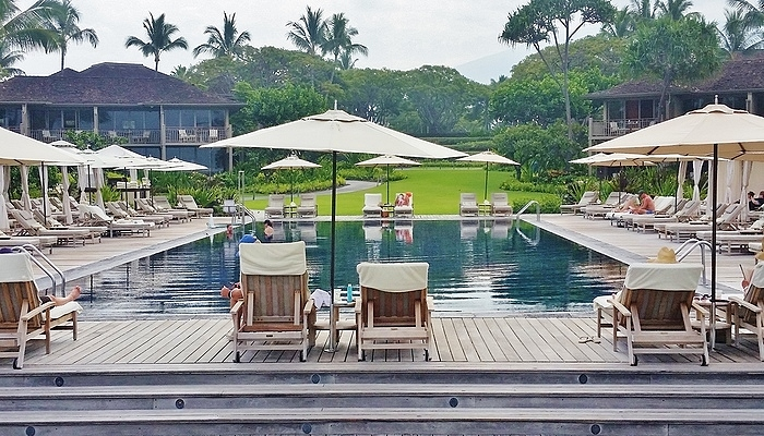 Four Seasons Resort Beach Tree pool