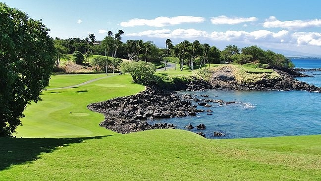 Mauna Kea Resort Robert Trent Jones Golf Course
