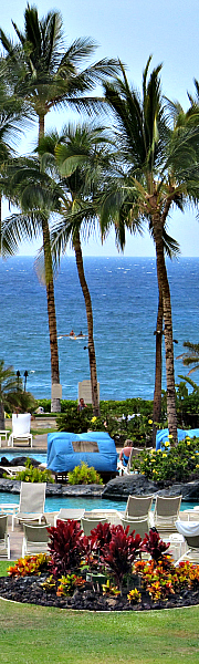 Beachfront luxury at Fairmont Orchid and all the Big Island resorts