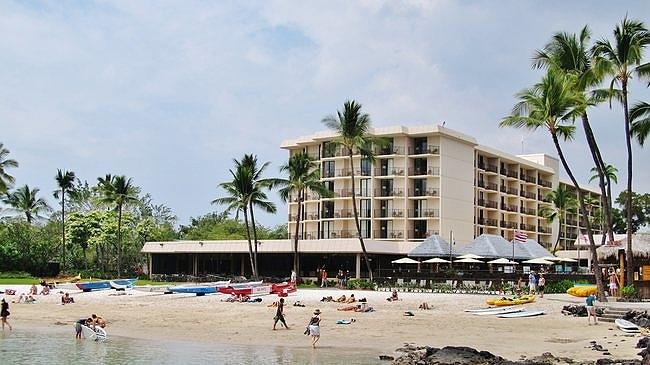 King Kamehameha Beach Hotel
