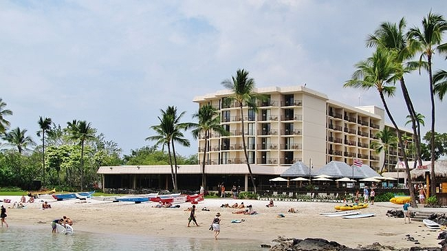 keauhou beach resort