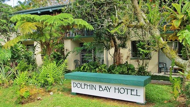 Hilo's Dolphin Bay Hotel