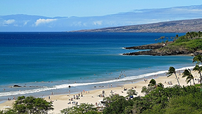 Best Swimming Beaches Hawaii Big Island