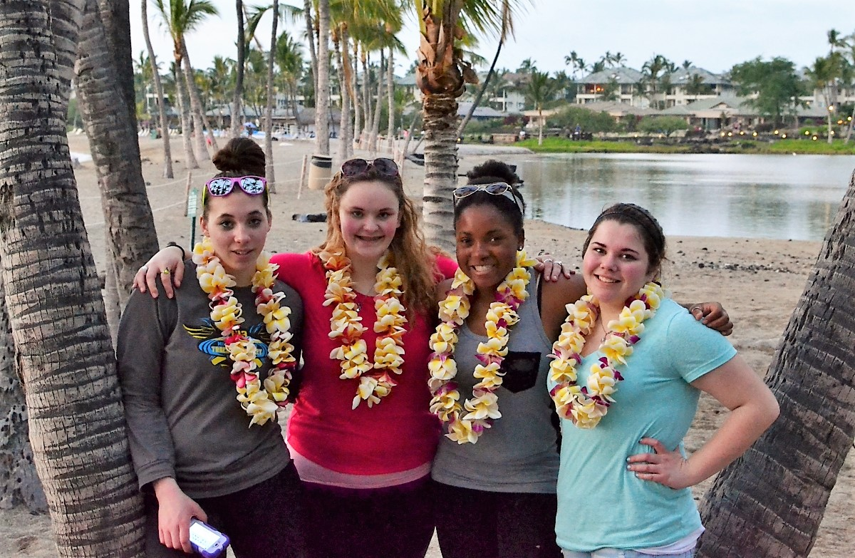 Hawaii student travel and teen adventure tours