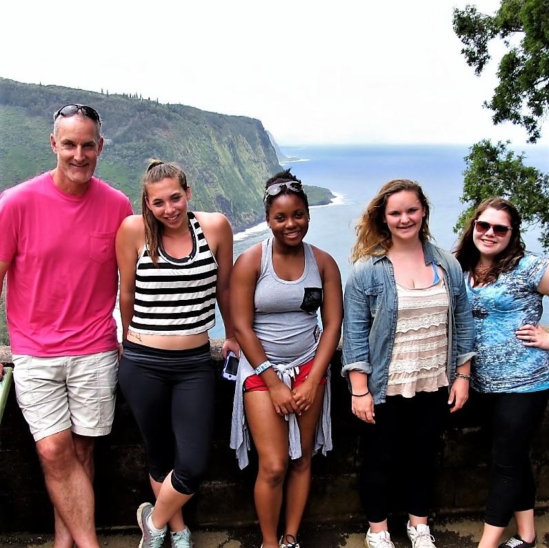 Big Island teen adventures and Hawaii student travel