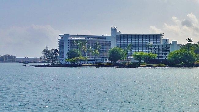 Hilo Naniloa Hotel