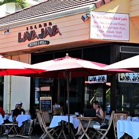 Kona Restaurants - Island Lava Java