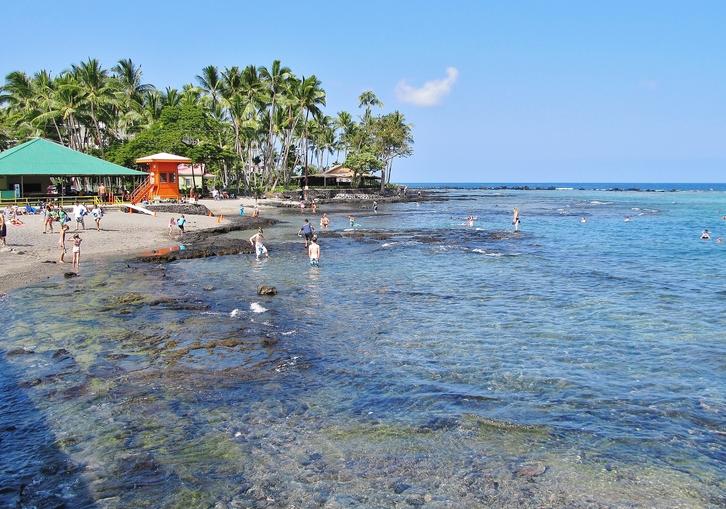 Kahalu U Beach Park