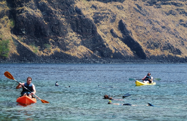 Kealakekua Bay kayaking