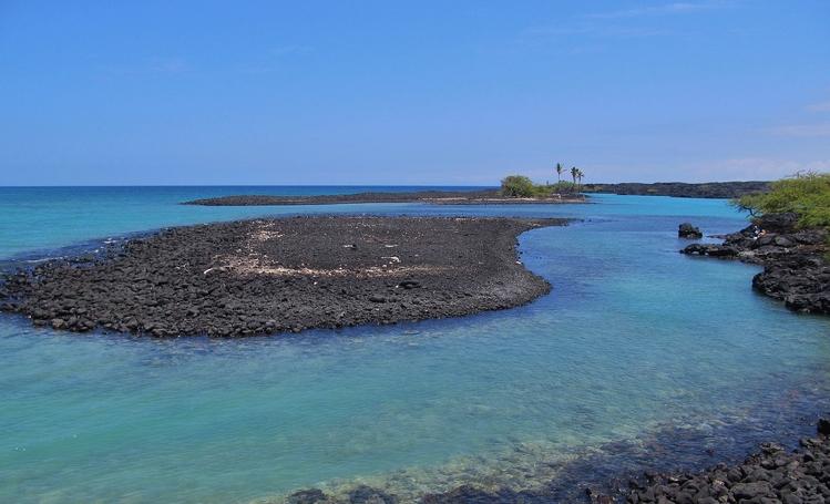 Kiholo Bay