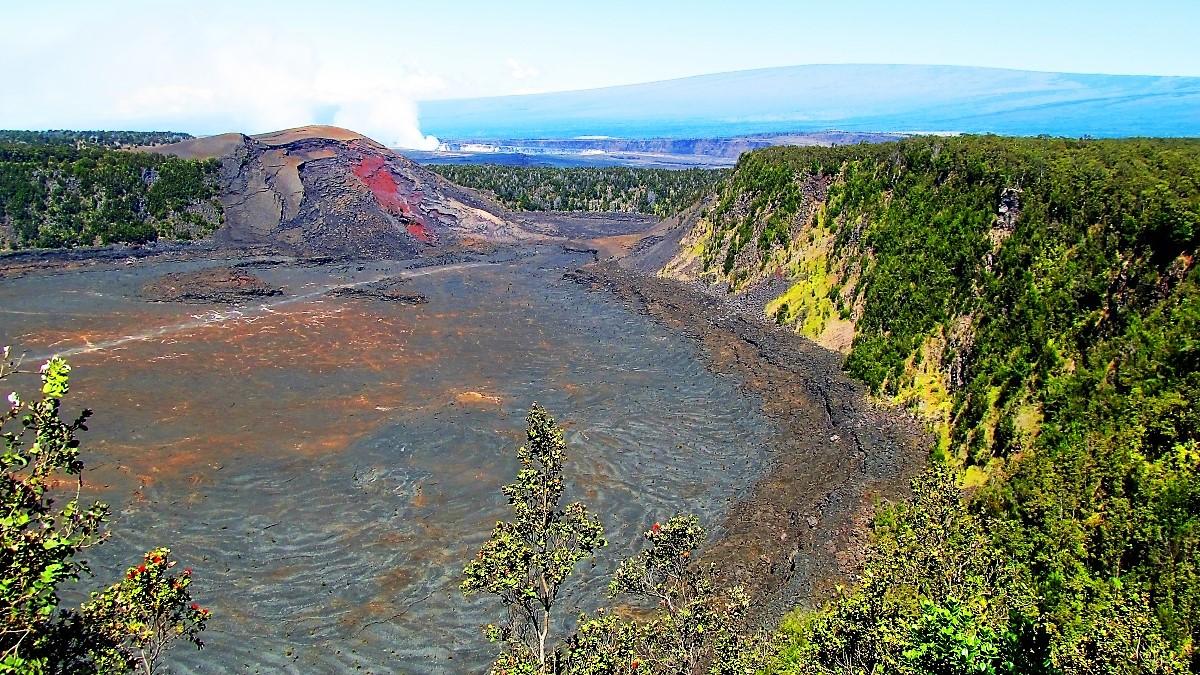 Kilauea Iki, Hawaii Volcanoes National Park
