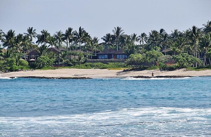 Kuki'o Beach Hawaii