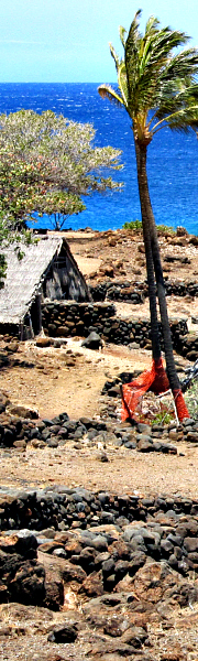 Take a walk through Hawaiian history at Lapakahi State Historical Park