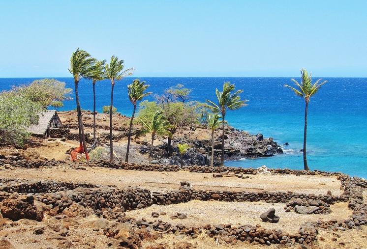 Lapakahi State Park Big Island Hawaii