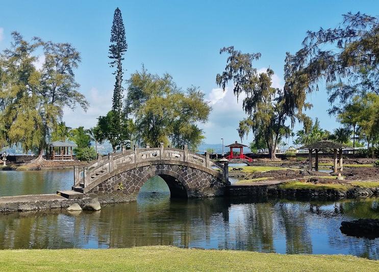 Lili'uokalani Park and Gardens