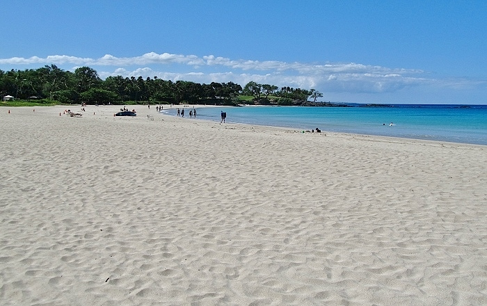 Mauna Kea Beach Hawaii