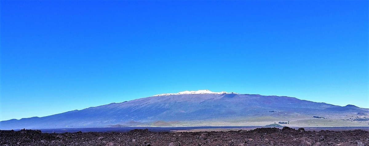Mauna Kea Volcano, tallest mountain on Earth