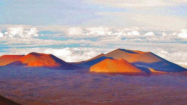 Hawaii Volcanoes Of The Big Island