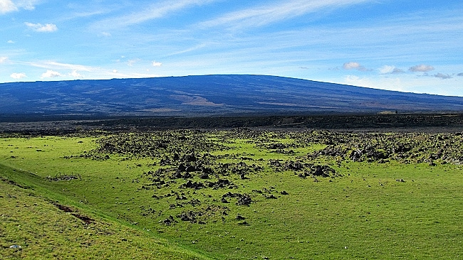 Mauna Loa Summit Big Island Hawaii