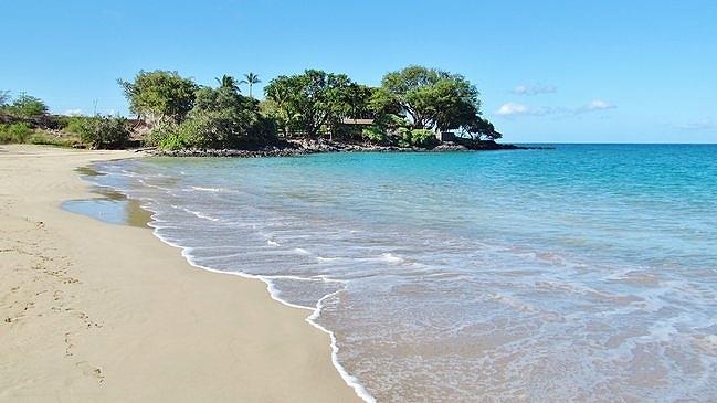 Images Of Mau Umae Beach Big Island Hawaii