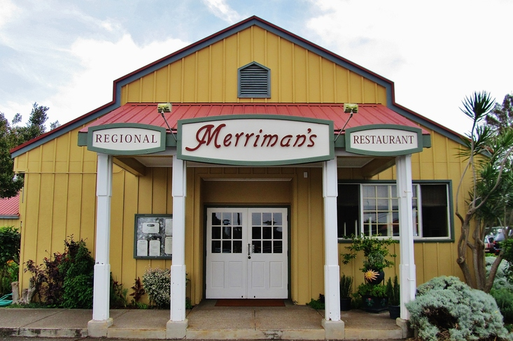 Merriman's Waimea Restaurant