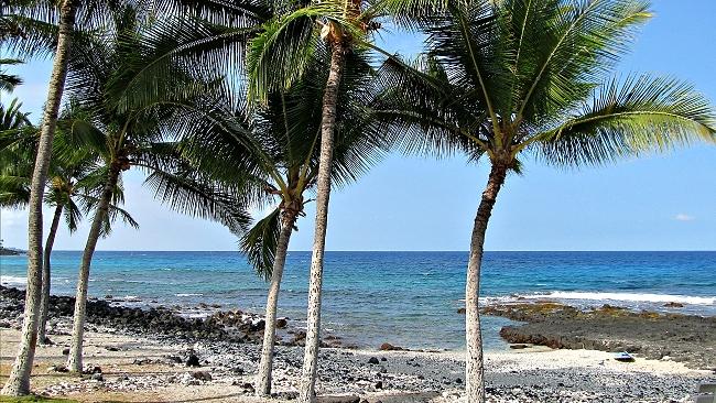 Pahoehoe Beach Park, Hawaii