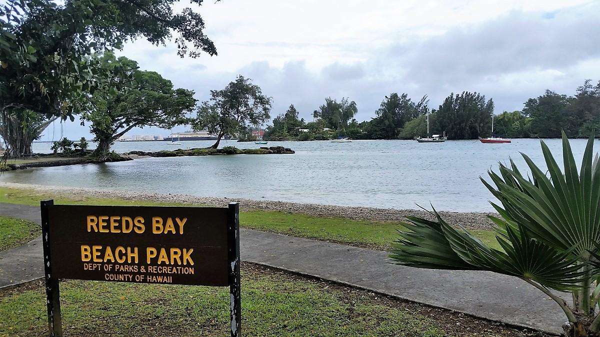 Reeds Bay, Hilo Beach Parks