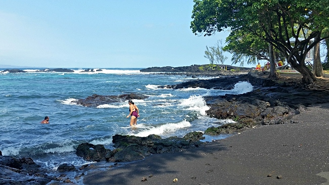 Richardson Hilo Beach Parks