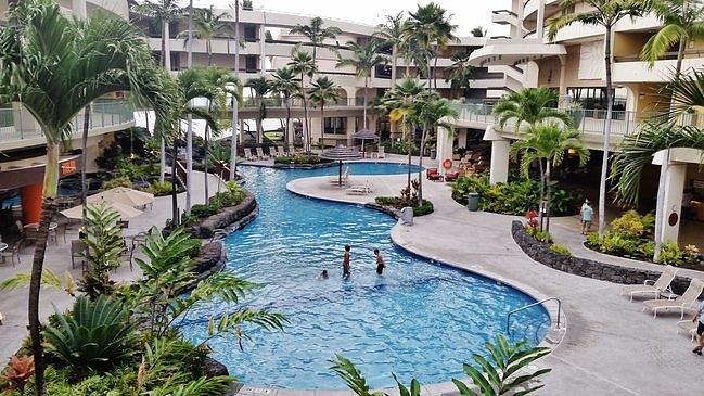 Sheraton Kona Resort Pool