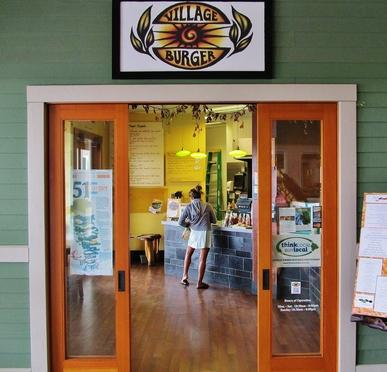 Village Burger Waimea Restaurants
