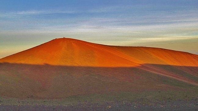 Summit of Mauna Kea Volcano
