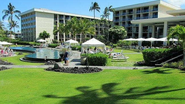 Waikoloa Beach Marriott Hotel