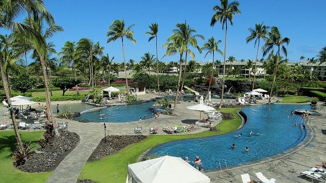 Waikoloa Beach Marriott Ocean Club