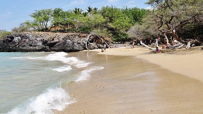 Waialea Beach 69 Hawaii