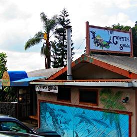 Coffee Shack Restaurant Big Island