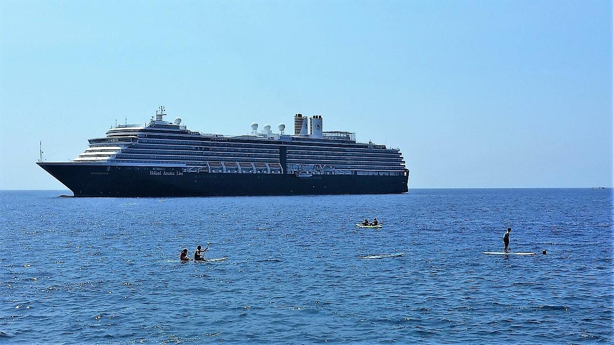 Holland America Line Hawaii cruise