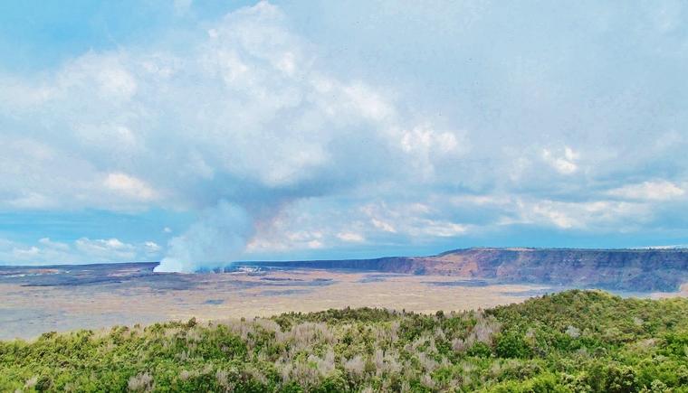 Halema-uma-u Crater