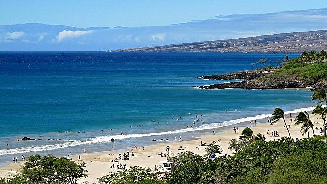 Hapuna Beach Hawaii