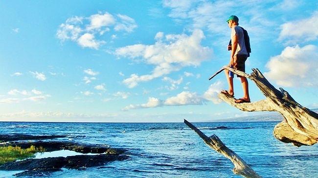 Hawaii Island student travel