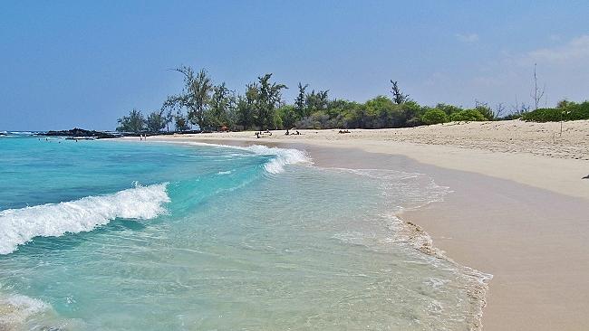 Makalawena Beach Hawaii